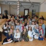 Klasa 2G wraz z wychowawczynią Dorotą Król (1)