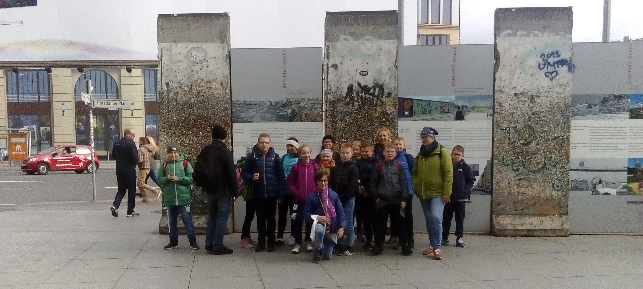 Zwiedziliśmy Berlin!