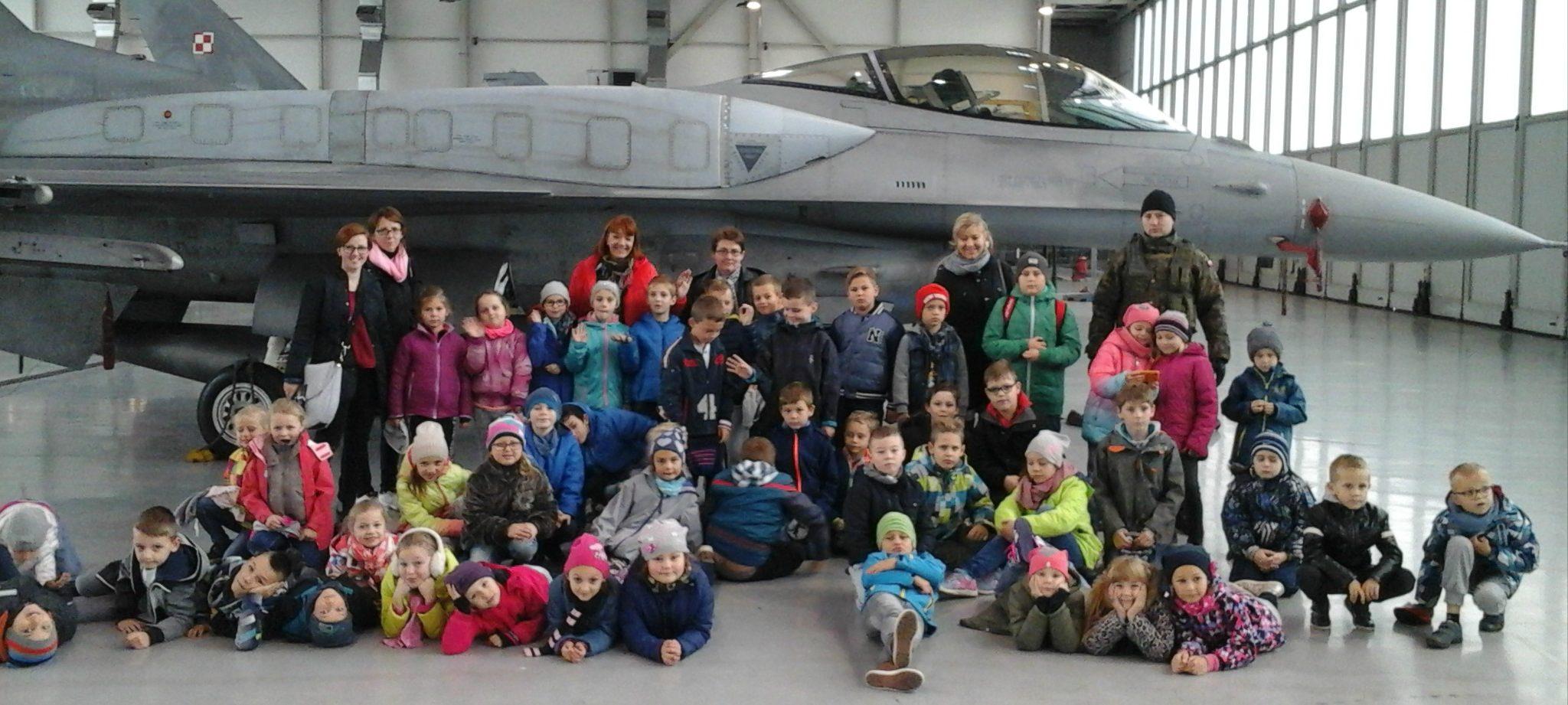 2c i 2e w 31 Bazie Lotnictwa Taktycznego w Krzesinach