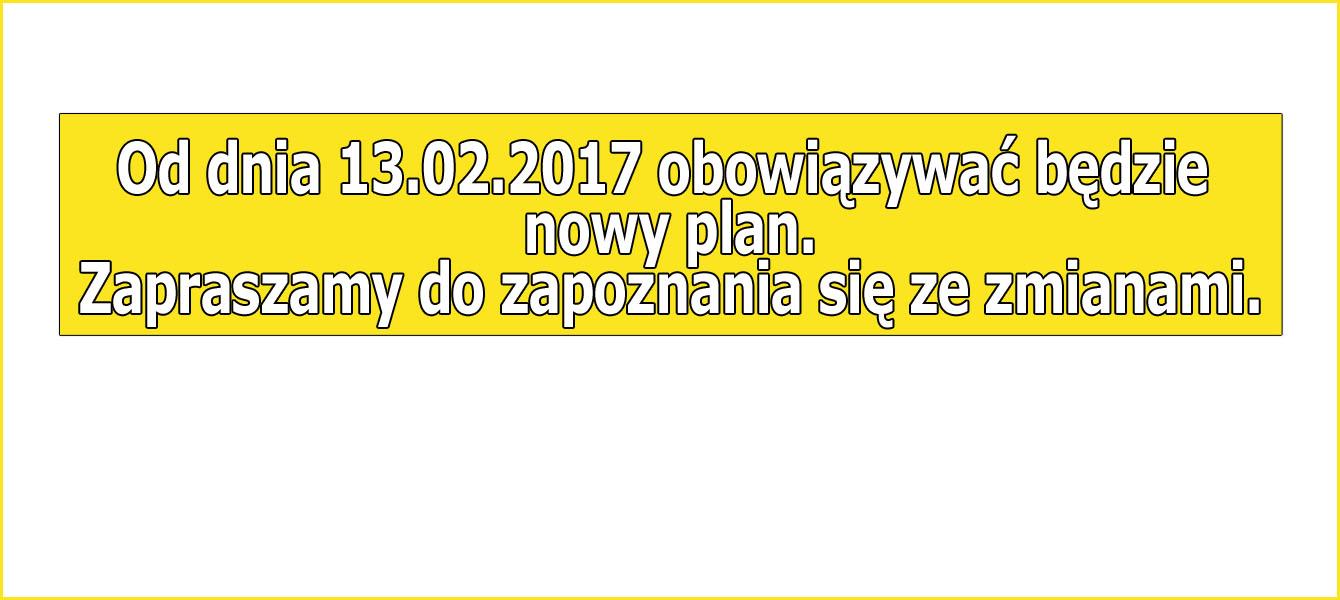 13.02.2017 – nowy plan
