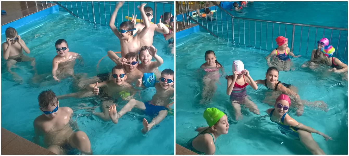 Uczymy się pływać