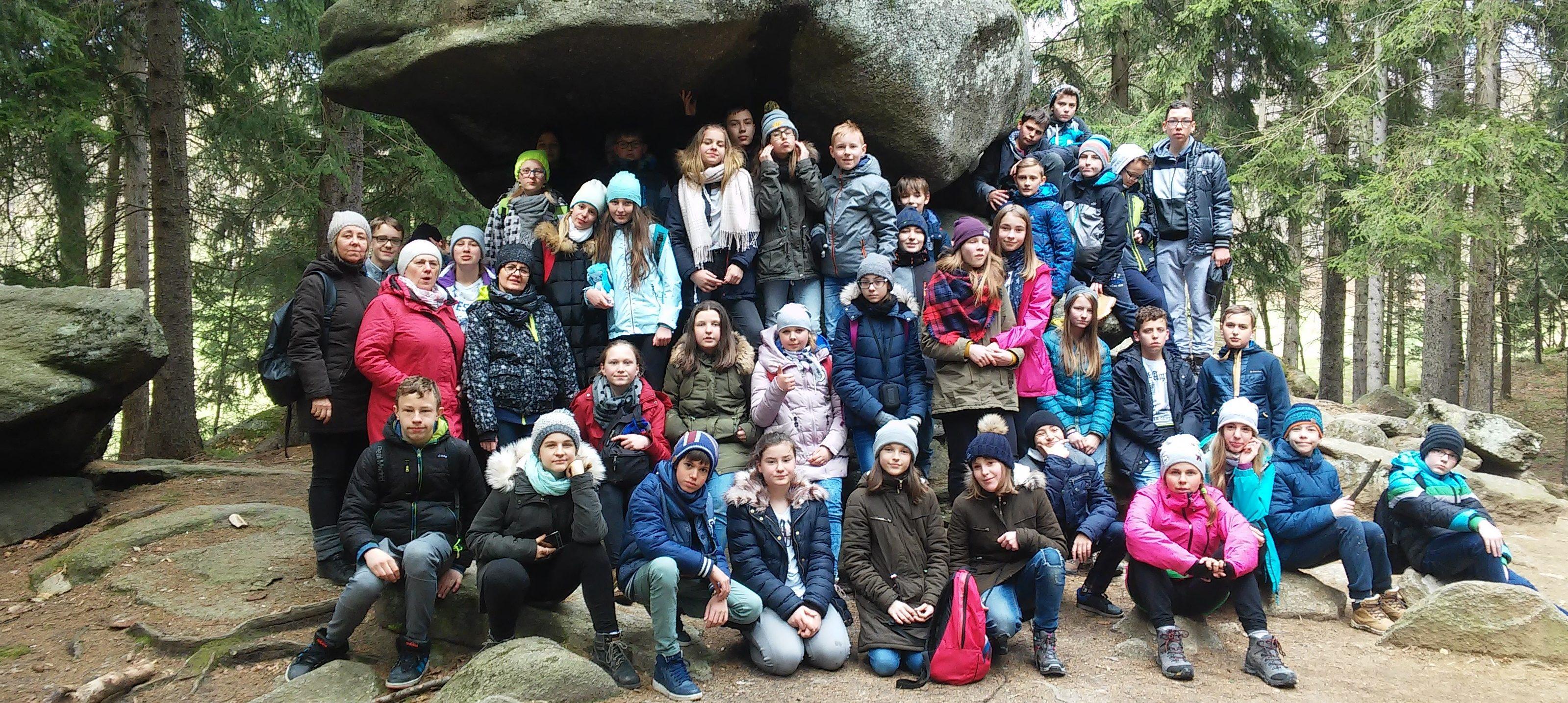 Wycieczka do Karkonoskiego Parku Narodowego i Czech