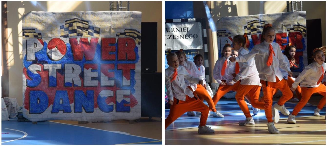"""Otwarty Turniej Tańca Nowoczesnego """"POWER STREET DANCE"""" – wyniki zmagań"""