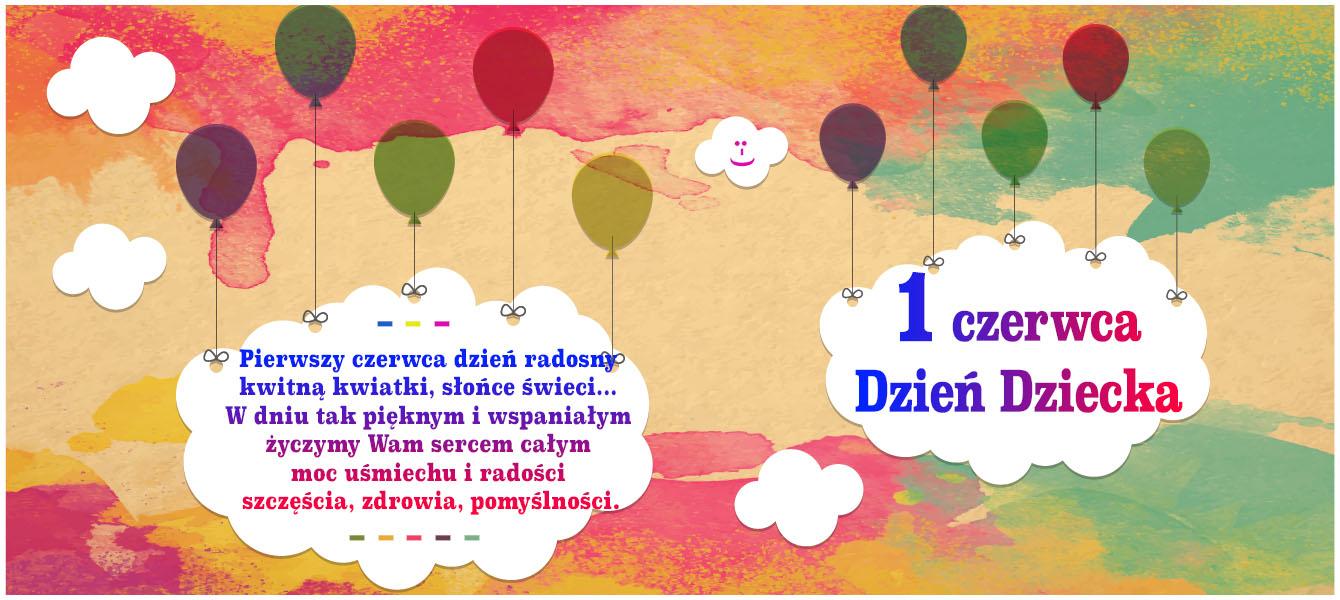 Życzenia z okazji Dnia Dziecka :-)