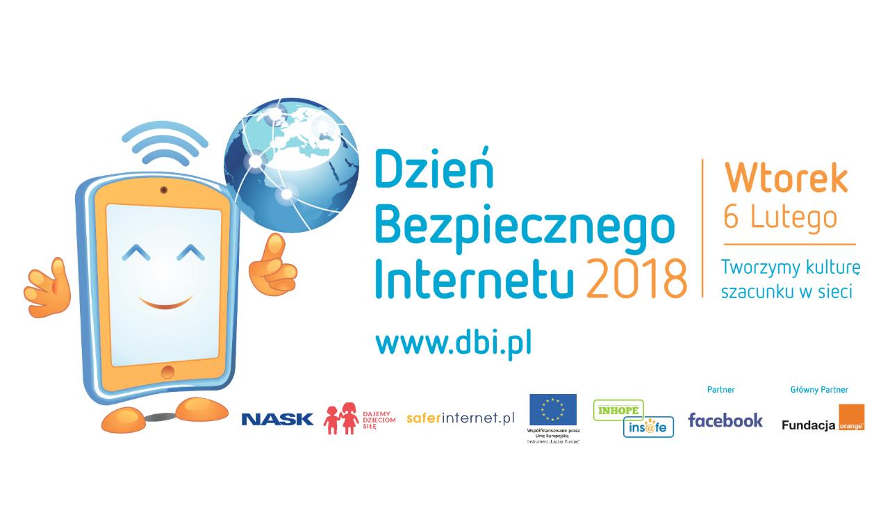 Tworzymy kulturę szacunku w sieci – Dzień Bezpiecznego Internetu 2018