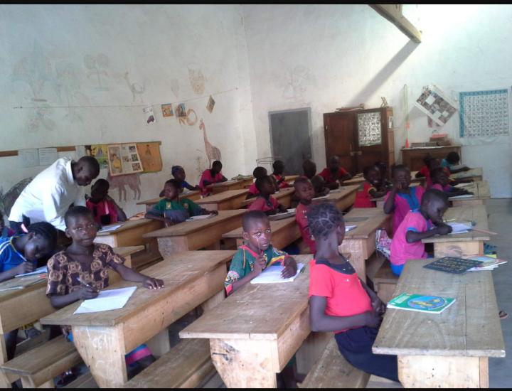 Szkoła Podstawowa z Oddziałami Dwujęzycznymi adoptowała Szkołę w Republice Środkowej Afryki