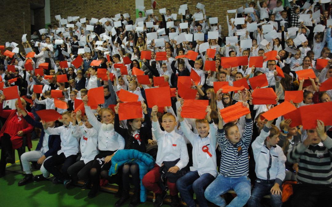 Uczciliśmy Narodowe Święto – 100 Rocznicę Odzyskania Niepodległości Rzeczpospolitej Polskiej