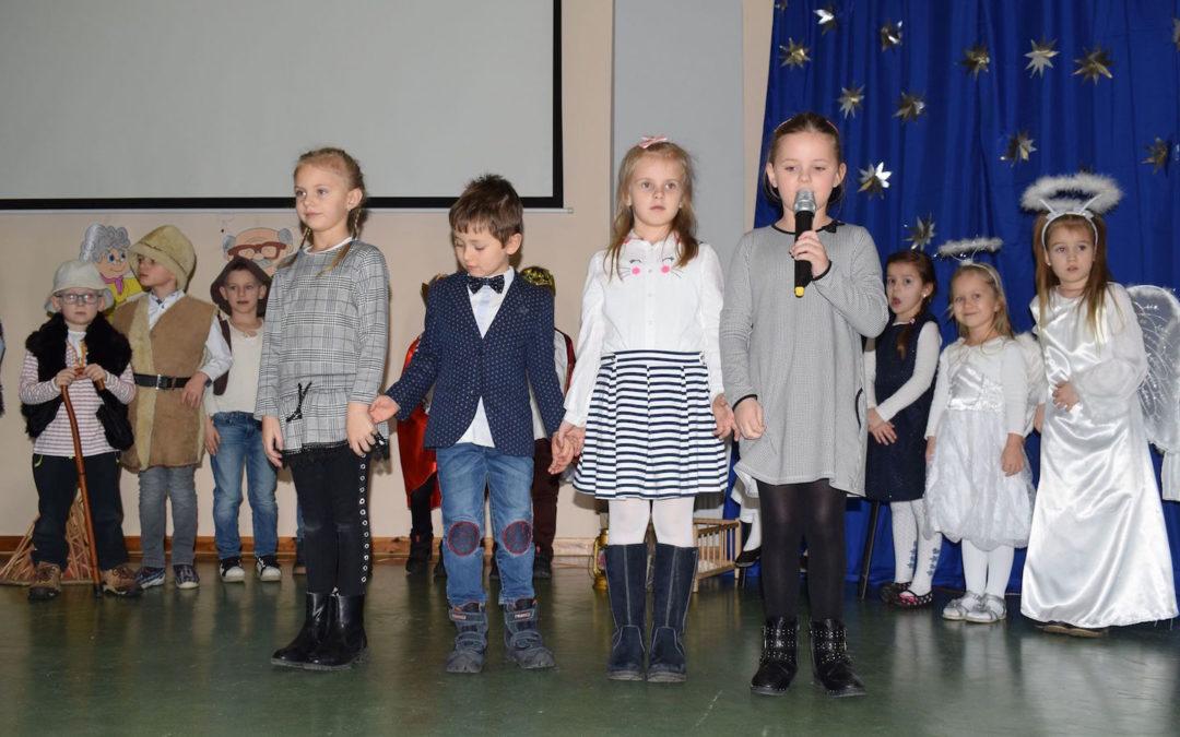 """Dzień Babci i Dziadka w grupie """"Sówki"""""""
