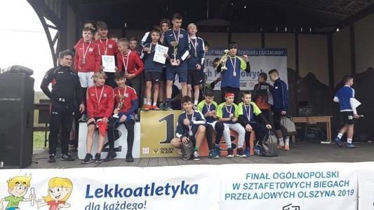 Mistrzostwa Polski w sztafetowych biegach przełajowych