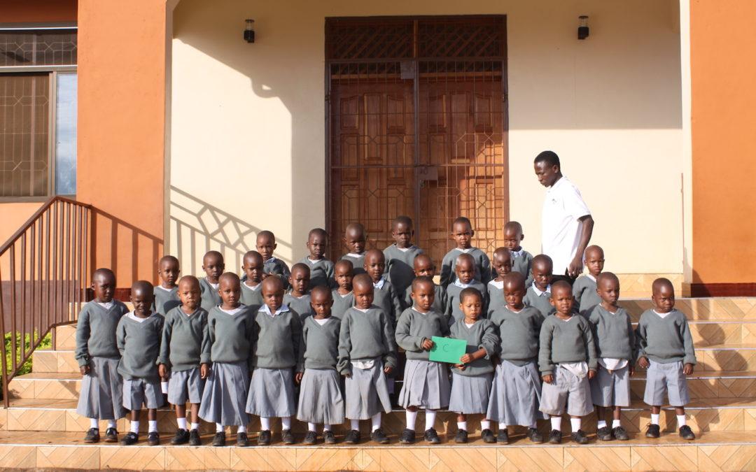 Mamy siostrę i brata! – duchowa adopcja przedszkolaka