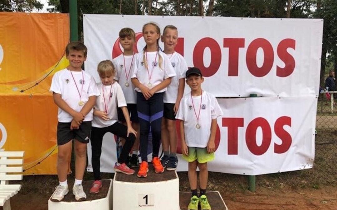 Rozwijamy sportowe talenty – Narodowy Dzień Tenisa