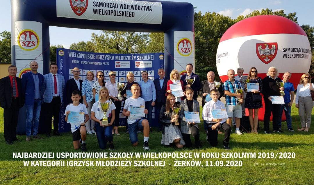 XXI Wielkopolskie Igrzyska Młodzieży Szkolnej