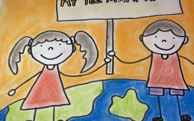 Konkurs plastyczny o Prawach Dziecka