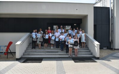 Sukcesy naszych podopiecznych w gminnym konkursie literackim