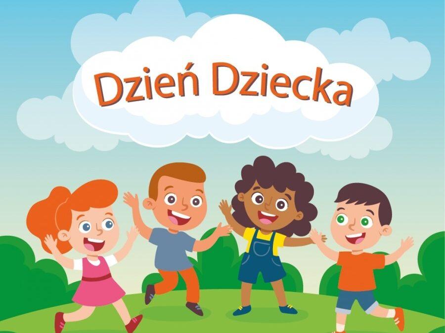 Życzenia na Dzień Dziecka od Samorządu Uczniowskiego