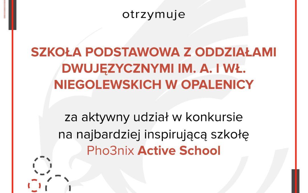 Pho3nix Active School – podsumowanie