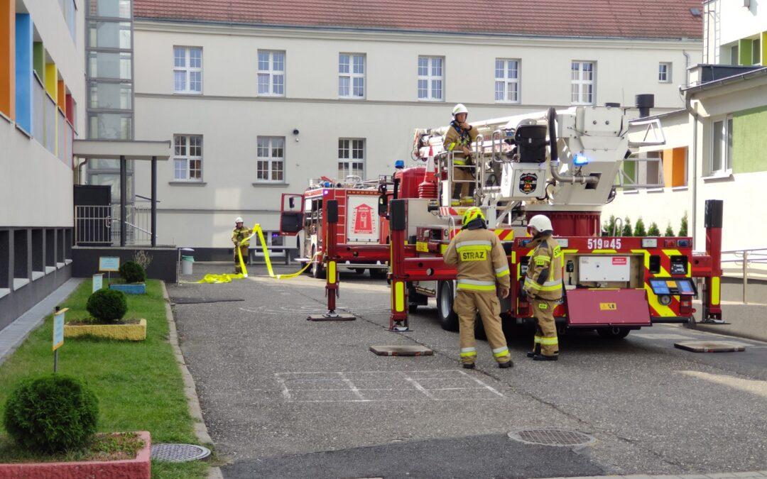Bezpieczeństwo najważniejsze – próbny alarm przeciwpożarowy