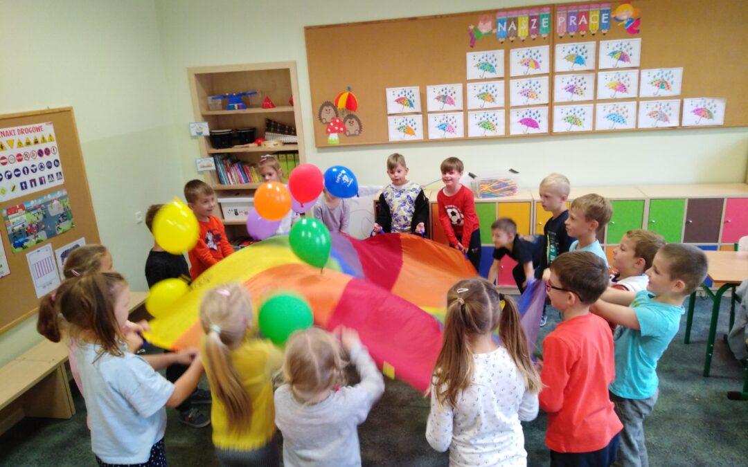 Dzień Przedszkolaka w grupie 0A