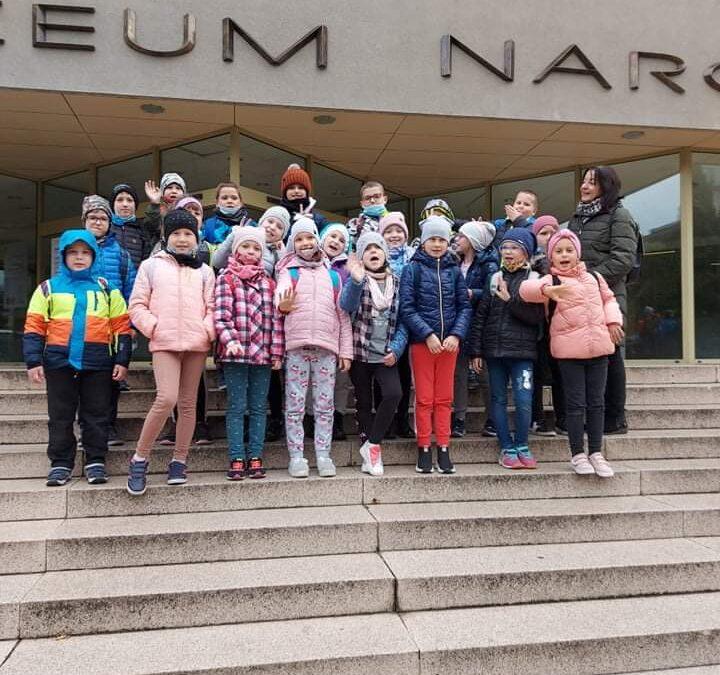 Klasa 2b w Muzeum Narodowym